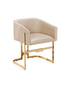 Banks Chair - Cream
