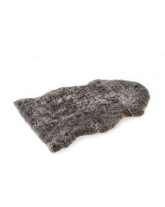 Single Shearling Rug - Grey
