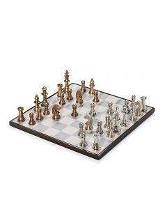 Ellis Chess Set - Ivory