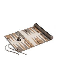 Sisley Backgammon - Putty