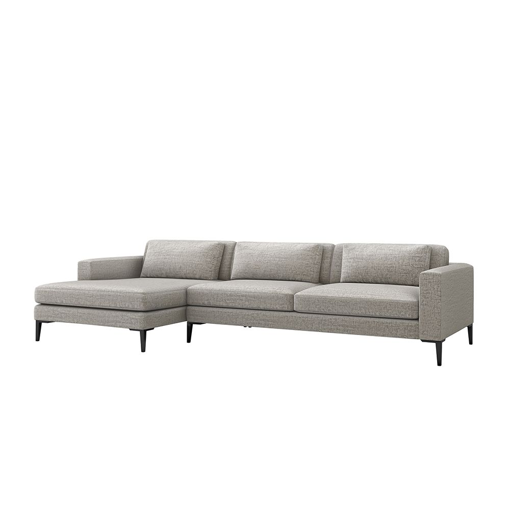 Izzy Left Chaise 6 Piece Sectional