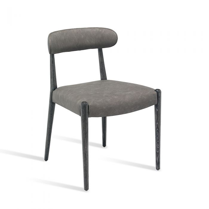 Adeline Dining Chair Charcoal