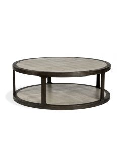 Litchfield Round Cocktail Table