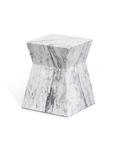 Anita Side Table - Carrara