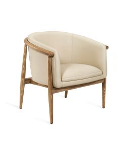 Jude Occasional Chair - Cream