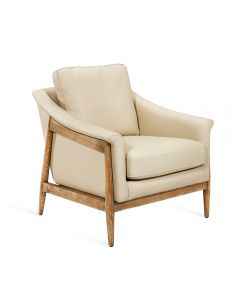 Layla Occasional Chair - Cream