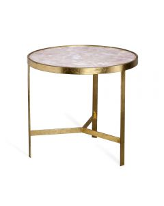 Ciciley Side Table - Blush