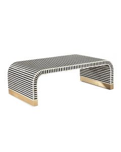 Beacon Cocktail Table - Black