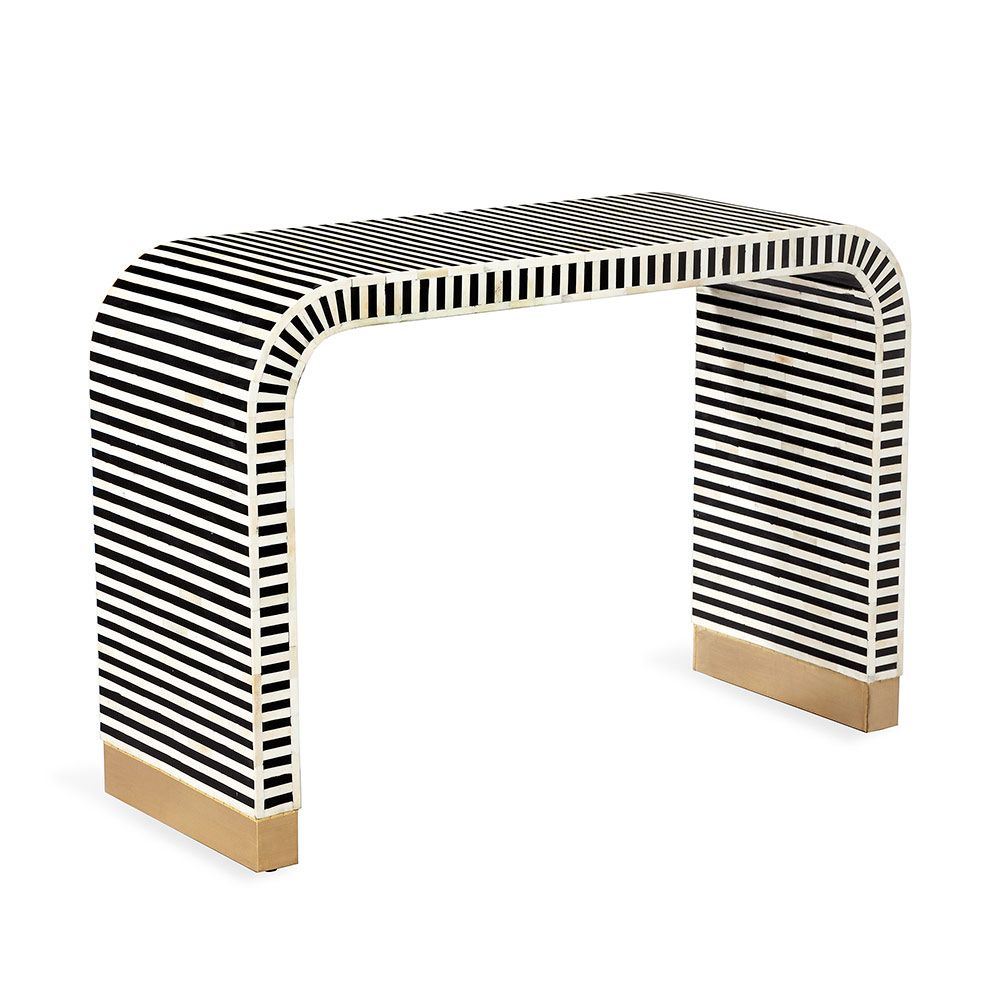 Beacon Console Table Black
