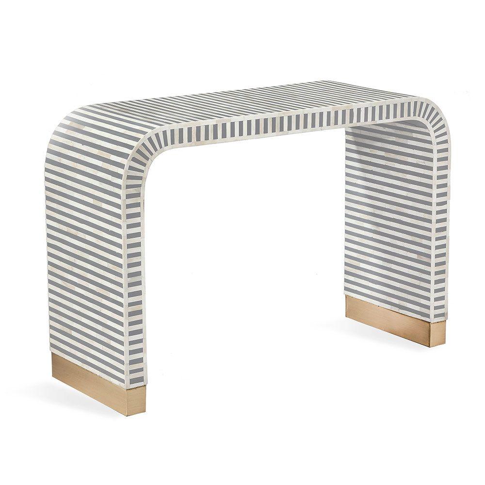 Beacon Console Table Grey