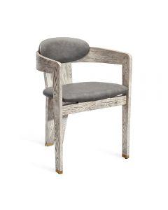 Maryl Dining Chair - Light Grey