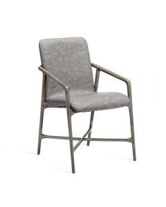Benoit Dining Chair - Light Grey