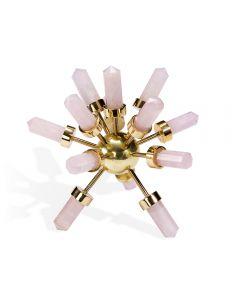 Vivien Crystal Sculpture