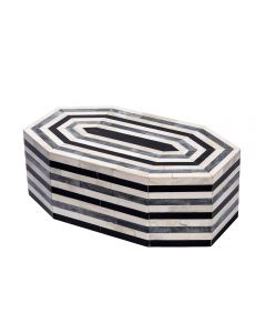 Leilani Octagonal Box - Large