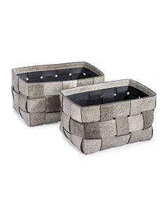 Perrin Baskets - Hide