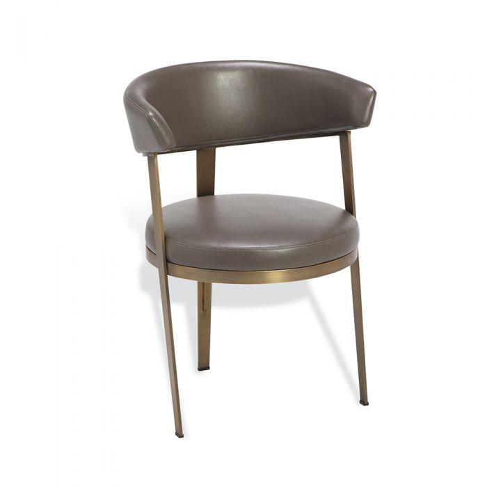 Prime Adele Dining Chair Grey Machost Co Dining Chair Design Ideas Machostcouk
