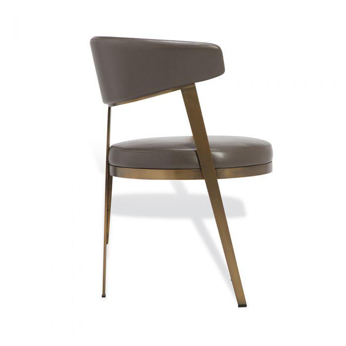 Awe Inspiring Adele Dining Chair Grey Machost Co Dining Chair Design Ideas Machostcouk