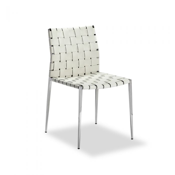 Cool Logan Dining Chair White Theyellowbook Wood Chair Design Ideas Theyellowbookinfo